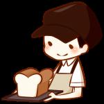 桑ぱんのキャラクターの図