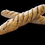 くるみスティック 120円 くるみパンを食べやすいスティックタイプに